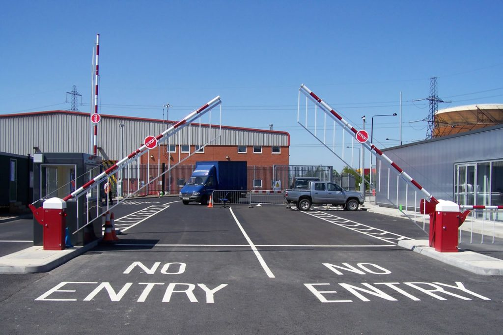 Security Gates and Barriers