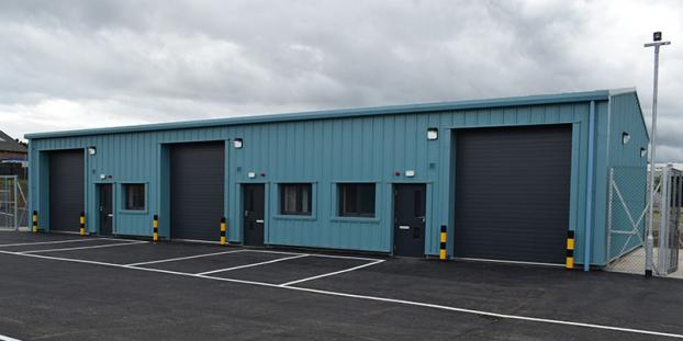Laurencekirk Business Park electrical contractor